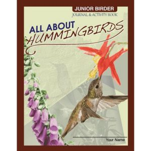Jr Birder Hummingbird Journal