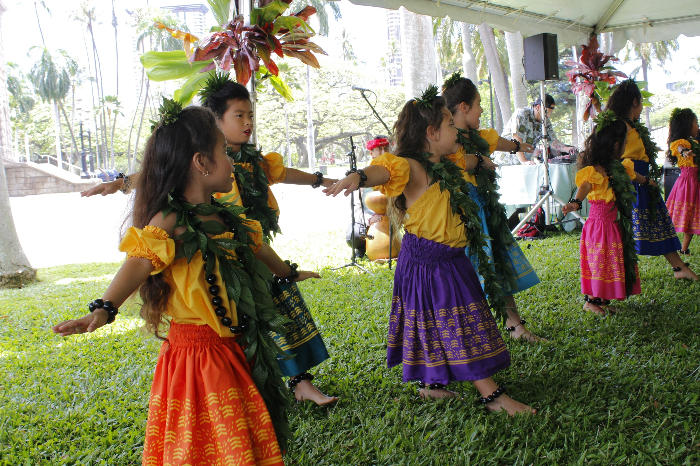 Honolulu celebrates IMBD the Hawaiian Way