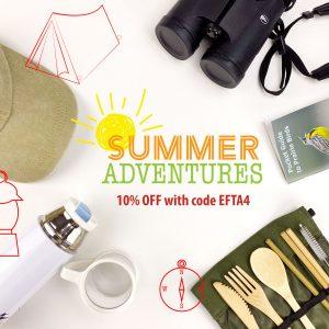 Summer adventure ideas